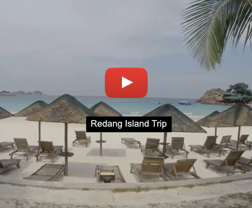 redang island trip video